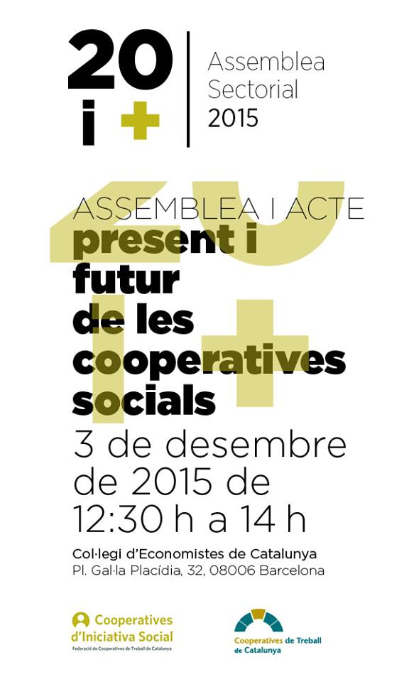 20 anys sectorial